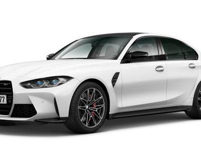 gebraucht BMW M3 Competition Limousine G80 S58