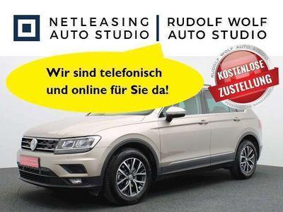 gebraucht VW Tiguan 1.5 TSI DSG Comfortline LED NAVI ACC DAB Klima