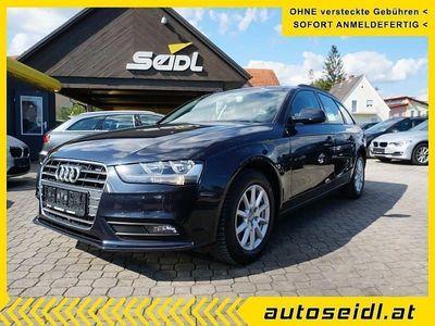 gebraucht Audi A4 Avant 2,0 TDI *LEDER+NAVI*
