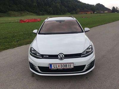 gebraucht VW Golf 2.0 TDI Kombi / Family Van