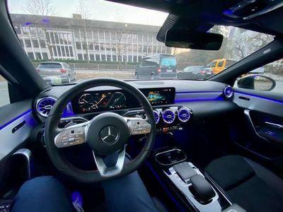 gebraucht Mercedes A250 AMG, Aut., Panoramadach (nahezu vollausgestattet)