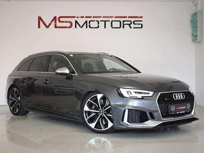 gebraucht Audi RS4 Avant 2,9 TFSI*B&0*MASSAGE*GARANTIE 04/2023*KW V3+