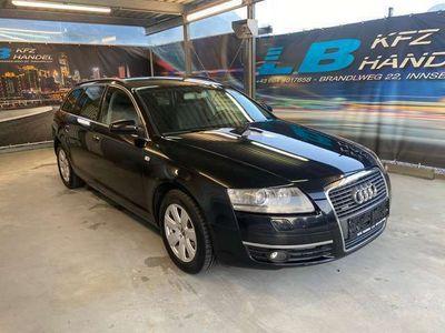 gebraucht Audi A6 Avant 3,0 TDI V6 quattro Tiptr. DPF