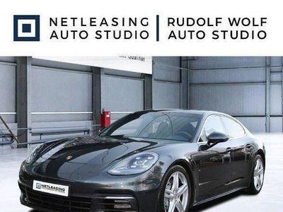 brugt Porsche Panamera 4S Klima/Pano/Sportchrono/LED Sitzhzg.... Limousine,