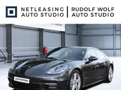 gebraucht Porsche Panamera 4S Klima/Pano/Sportchrono/LED Sitzhzg.... Limousine,