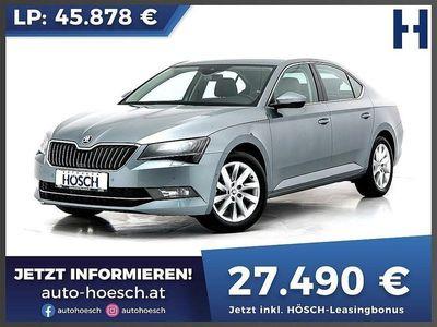 gebraucht Skoda Superb 1.5 TSI ACT Style Aut. LP: 45.878.-€ Limousine
