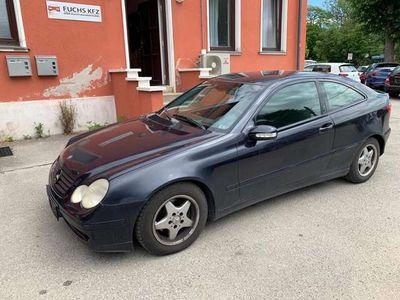 gebraucht Mercedes C180 Coupé