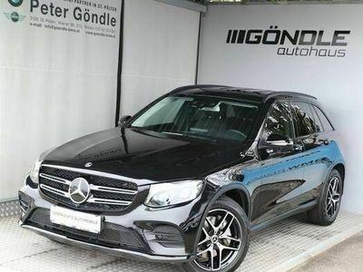 gebraucht Mercedes GLC350 4MATIC