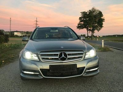 gebraucht Mercedes C250 T CDI Avantgarde A-Edition plus BlueEffi. 4MATIC