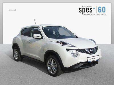 gebraucht Nissan Juke 1,2 Acenta *Navigation* SUV