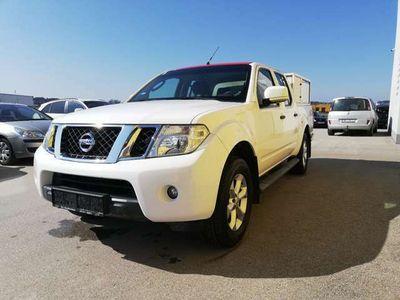 gebraucht Nissan Navara Double Cab SE 4x4 LB Pick-Up (D40M)