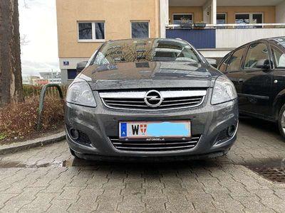 gebraucht Opel Zafira 1,7 CDTI Classic ecoflex ***7SITZER*** Kombi / Family Van