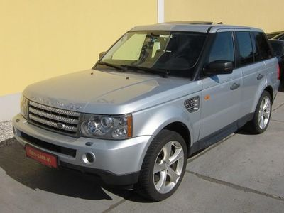 used Land Rover Range Rover Sport 4,2 V8 S/C First Edit.