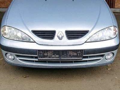 gebraucht Renault Mégane 1.9 Tdi Klein-/ Kompaktwagen