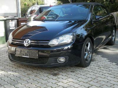 gebraucht VW Golf Cabriolet BMT 16 TDI DPF * GW Garantie*