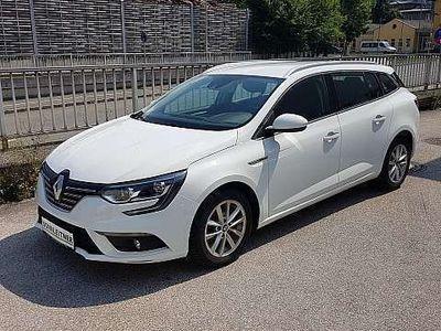 gebraucht Renault Mégane GrandTour Intens Blue dCi 115 Kombi / Family Van,