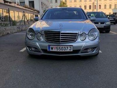 gebraucht Mercedes E280 cdi avangarte Limousine