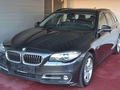 gebraucht BMW 525 5er-Reihe d Ö-Paket Touring Aut. NAVI !! Kombi / Family Van