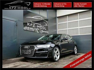 gebraucht Audi A6 Avant 2,0 TDI ultra intense S-tronic