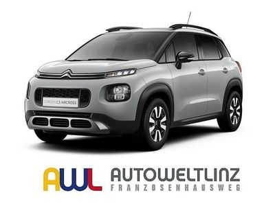 gebraucht Citroën C3 Aircross BlueHDi 100 S&S 6-Gang-Manuell Shine