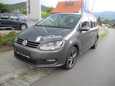 gebraucht VW Sharan Trendline TDI SCR 4MOTION BMT