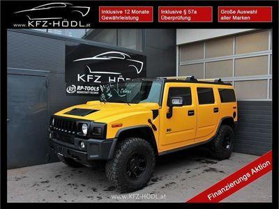 gebraucht Hummer H2 SUV Luxury