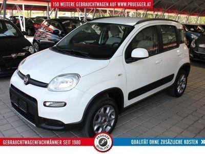 brugt Fiat Panda 4x4 1,3 M-Jet II 75 diesel ALLRAD 1.BESITZ