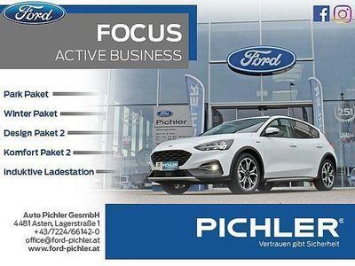 gebraucht Ford Focus 1,0 EcoBoost Active Business