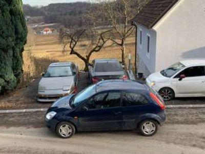 gebraucht Ford Fiesta 1,4TD AMBIENTE Klein-/ Kompaktwagen