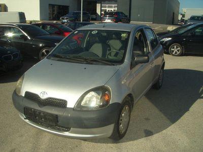 used Toyota Yaris 1,0 VVT-i