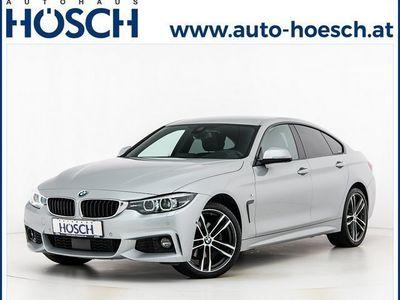 gebraucht BMW 420 Gran Coupé d xDrive M-Sport Aut. LP:71.641.-€
