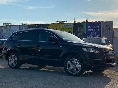 gebraucht Audi Q7 3,0 TDI V6 quattro Tiptronic **Finanzierung**