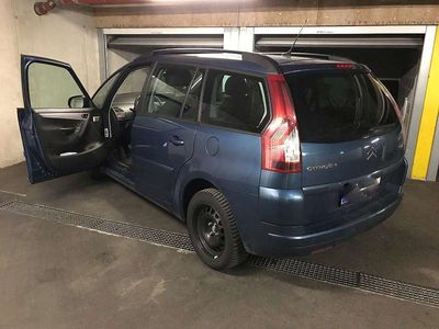 brugt Citroën Grand C4 Picasso Picasso 1,6 Kombi / Family Van,