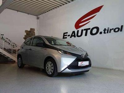 gebraucht Toyota Aygo 1,0 VVT-i *LEASINGFÄHIG *BLUETOOTH *KLIMA *5-TÜRE
