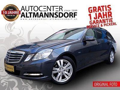 gebraucht Mercedes E220 CDI Aut.*GARANTIE*SOFORT-KREDIT*MOD2012