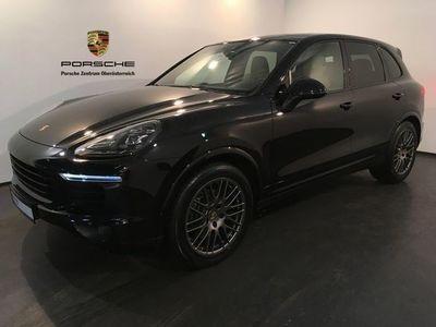 gebraucht Porsche Cayenne Diesel Platinum Edition II FL