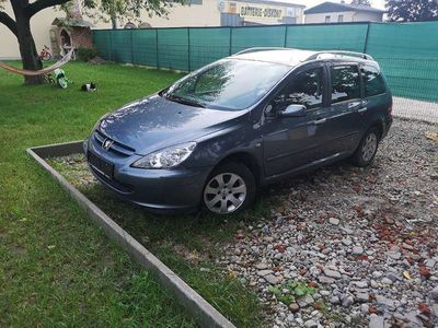 gebraucht Peugeot 307 307Sw 1.6 hdi Kombi / Family Van