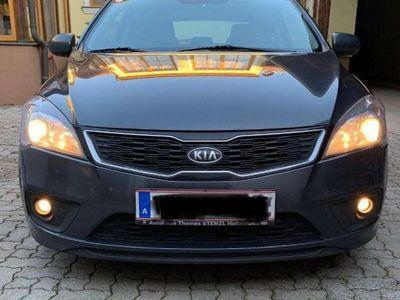 gebraucht Kia pro_cee'd 1.6 Cool Sportwagen / Coupé