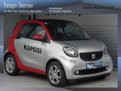 gebraucht Smart ForTwo Coupé 66kW turbo
