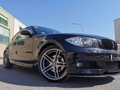 gebraucht BMW 120 Coupé 1er-Reihe d Coupe Sportwagen /