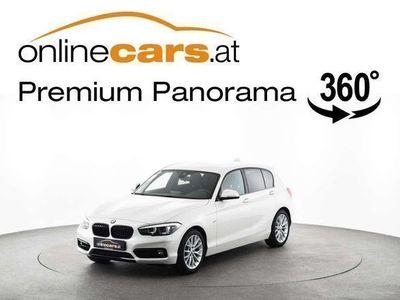 brugt BMW 118 1er-Reihe d Sport Line Limousine,