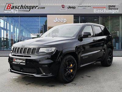 gebraucht Jeep Grand Cherokee 6,2 V8 Trackhawk Laguna Lederpaket, Trackhawk Supercharged, 710 PS, 5 Türen, Automatik