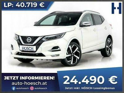gebraucht Nissan Qashqai DCI Tekna+ Aut. !! VOLL !!