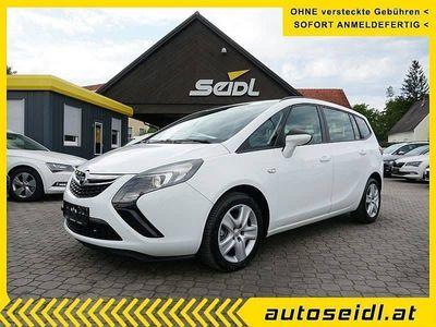 gebraucht Opel Zafira Tourer 2,0 CDTI Ecotec Edition *TEMPOMAT*