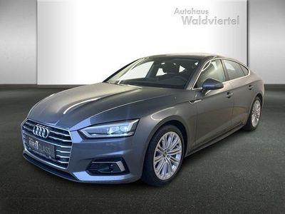 gebraucht Audi A5 Sportback 40 TDI Sport