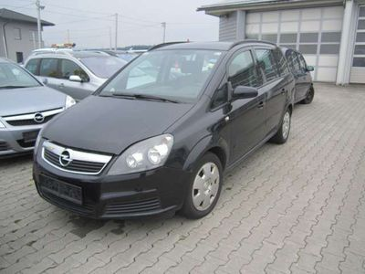 brugt Opel Zafira Edition 1,9 CDTI