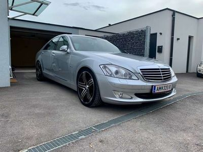 gebraucht Mercedes S320 BlueEfficiency CDI Aut.
