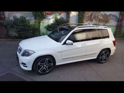 gebraucht Mercedes GLK250 4 matic SUV / Geländewagen,