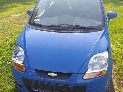 gebraucht Chevrolet Matiz 1,0 SE/AC Klein-/ Kompaktwagen,