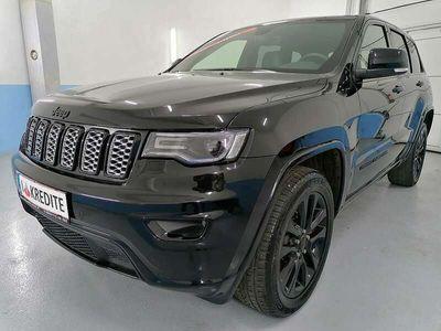 gebraucht Jeep Grand Cherokee 3,0 V6 CRD Night Eagle SUV / Geländewagen